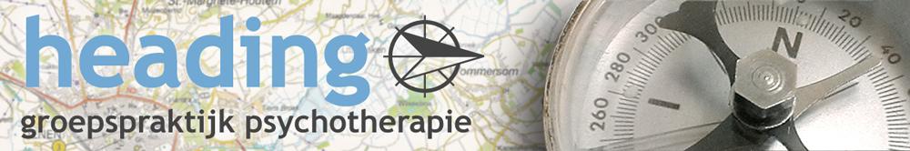 Groepspraktijk psychotherapie Heading